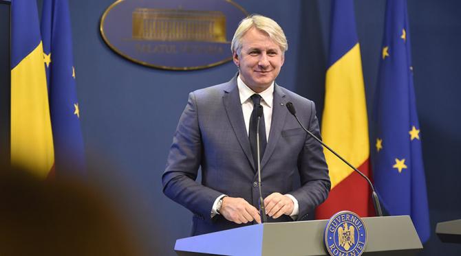 Eugen Teodorovici, ministrul Finanțelor, a obținut sprijin francez pentru aderarea la OCDE