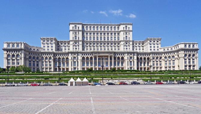 Palatul Parlamentului, o clădire foarte costisitoare