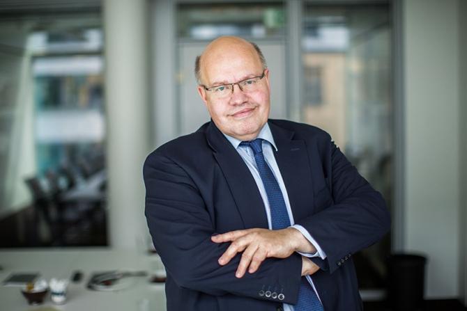 Peter Altmaier, ministrul german al Economiei