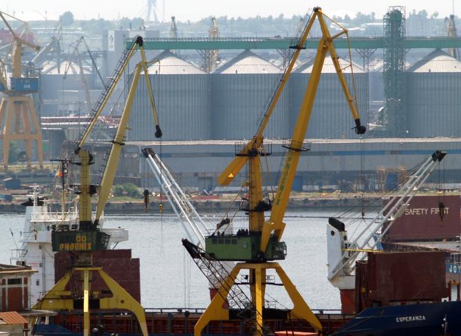 Operatiunea Tomis vrea să reducă evaziunea fiscală în portul Constanța