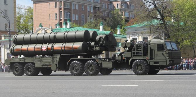 Sistemul S-400