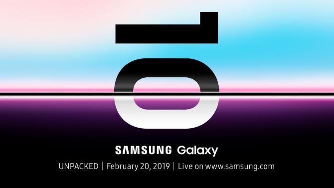 Samsung s10 este varful de gama in 2019