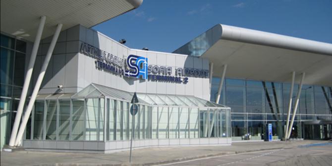 Aeroportul din Sofia