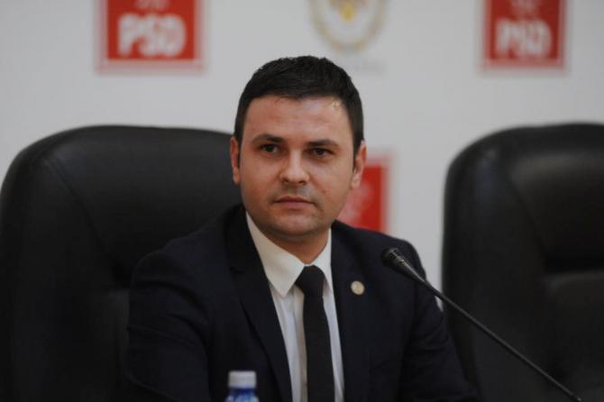 Daniel Suciu, ministrul Dezvoltării Regionale