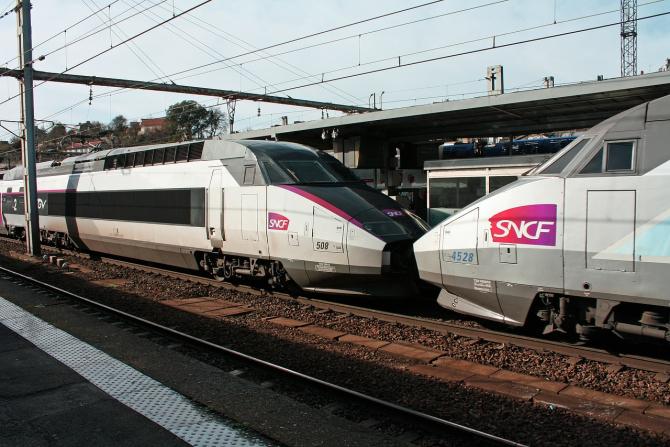 Am putea avea un tren de mare viteza