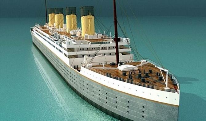 Proiectul este de câțiva ani în compania Blue Star Line a miliardarului australian Clive Palmer