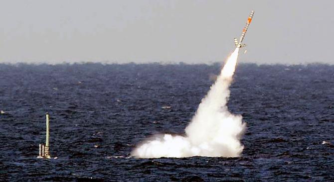 Rachetele Tomahawk, adevărata spaimă a rușilor