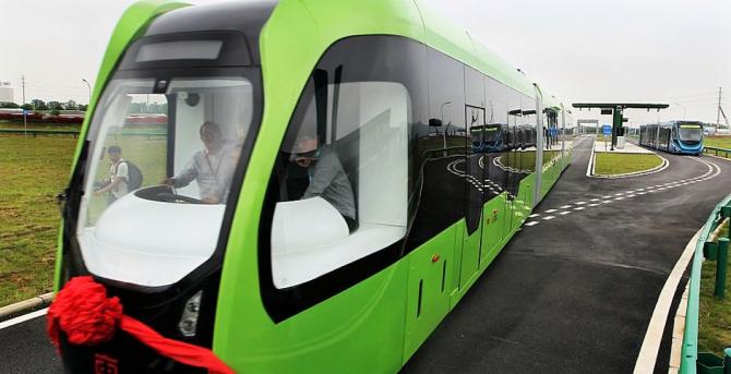 Un mijloc de transport demn de secolul 21