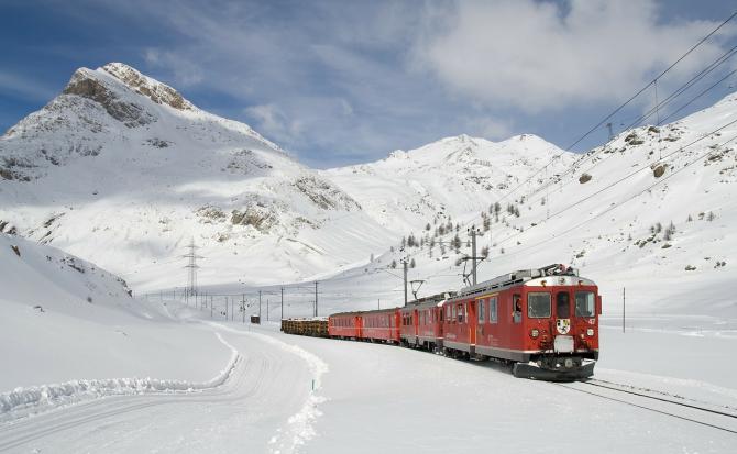 Punctualitatea trenurilor germane lasă de dorit