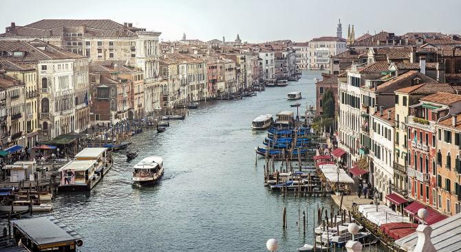 Intrarea în Veneția va fi taxată