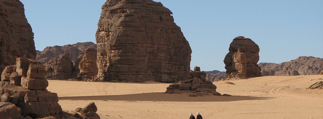 Tassili, Sahara, Algeria