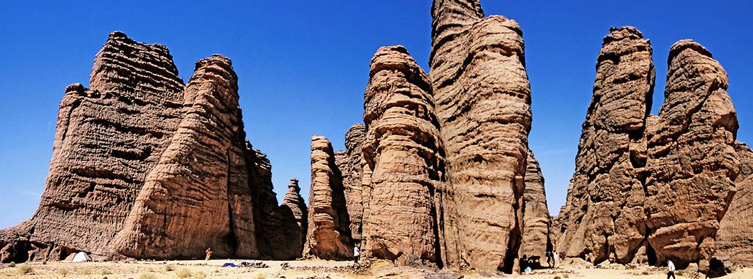 Tassili, Sahara, Alger