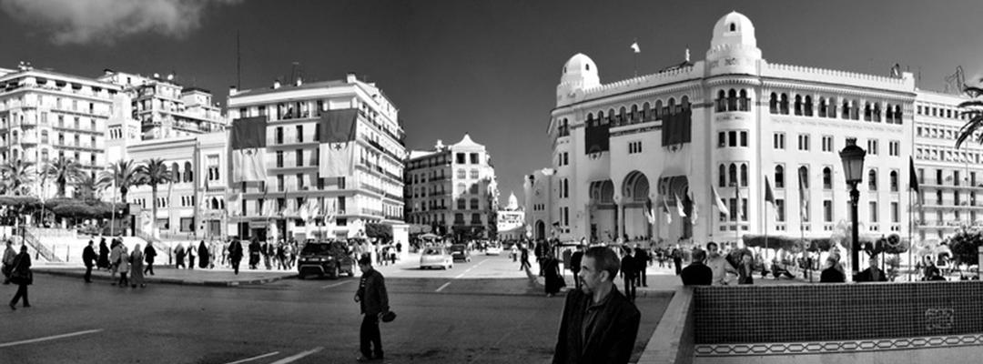 Poșta centrală din Alger, Algeria