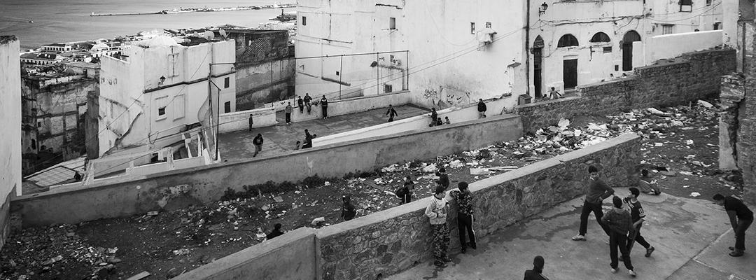 Cartierul Cazbah, Alger, Algeria
