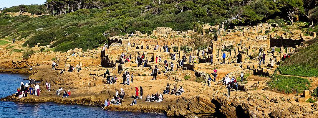 Ruinele romane din Tipaza, Algeria