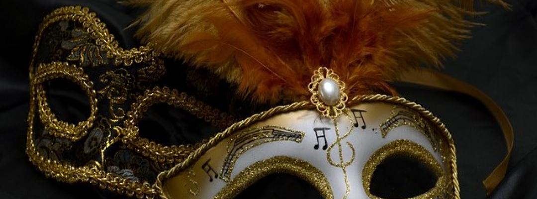 Veneția. Carnavalul măștilor
