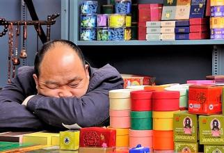 China se confruntă cu mari dificultăți