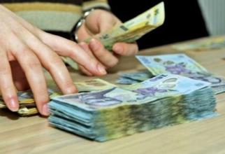Moneda naţională s-a apreciat joi în raport cu euro