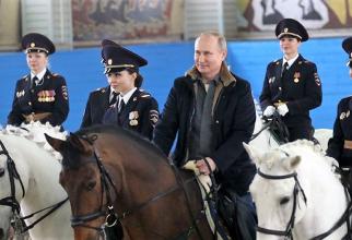 Liderul de la Kremlin ține la imaginea lui