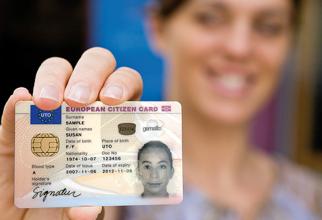 Cardurile de identitate de vor schimba în august