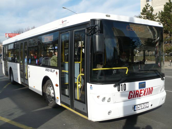 BMC autobuz