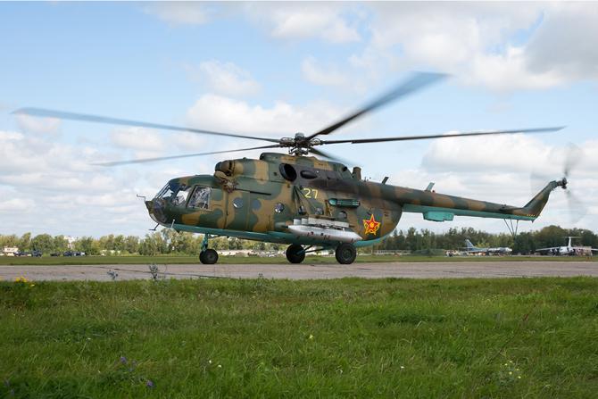 Mil Mi-8, tipul de elicopter care s-a prăbuțit