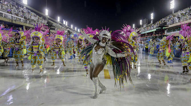 Carnavalul de la Rio 2019
