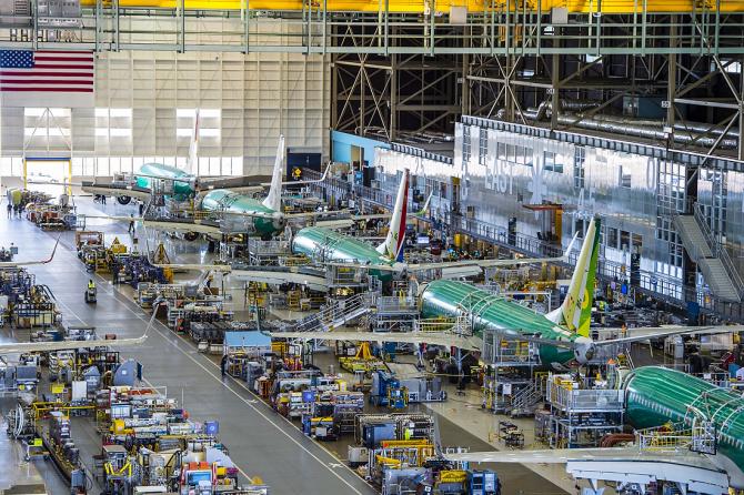 Uzinele Boeing
