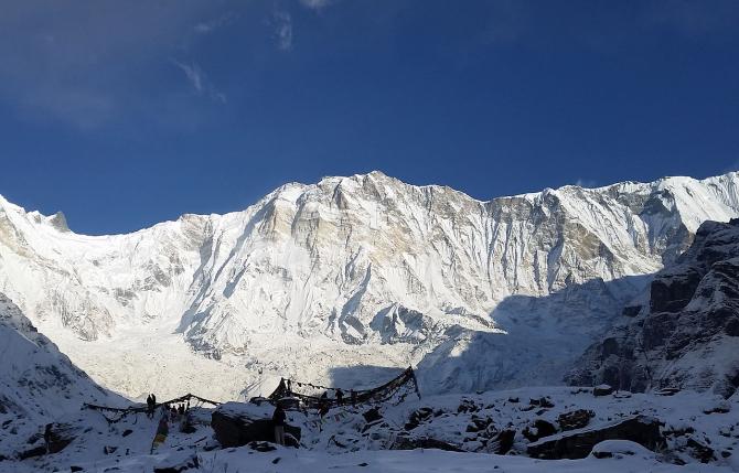 Masivul Annapurna ucide o treime din alpiniștii care îl escaladează