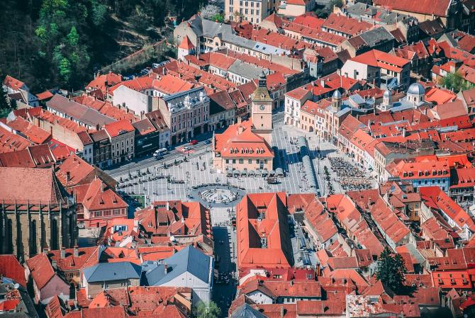 Brașovul este destinația preferată pentru city-breakurile românilor