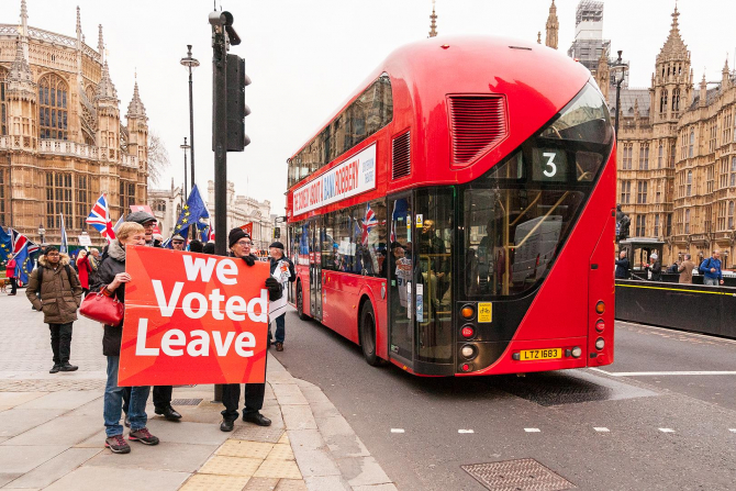 Britanicii merg mai departe cu Brexit-ul