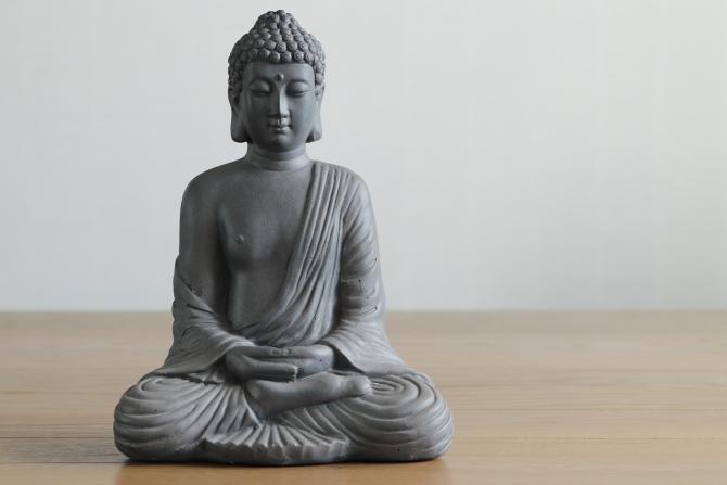 Singura regiune budistă din Europa are un nou guvernator