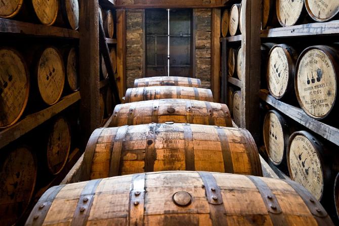 Distilled Spirits Council a precizat că exporturile spre Uniunea Europeană au scăzut cu 13,4%