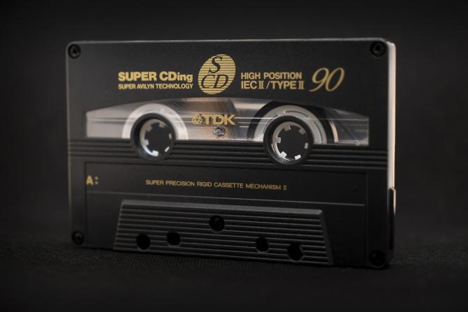 Caseta audio a început să fie produsă din nou pentru colecționari