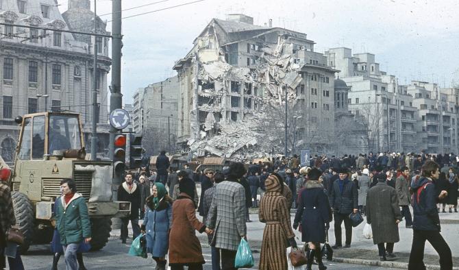 La 44 de ani de la cutremurul din 4 martie 1977, în care 1.600 de persoane au murit şi 35.000 de locuinţe au fost distruse, România are sub 20% din locuințe asigurate.