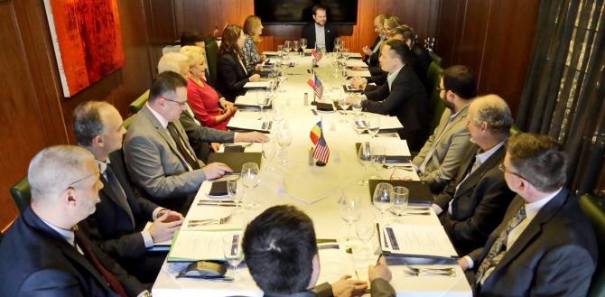 Reprezentanții companiilor americane vor veni în România