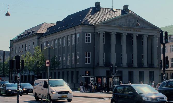 Sediul central al Danske Bank