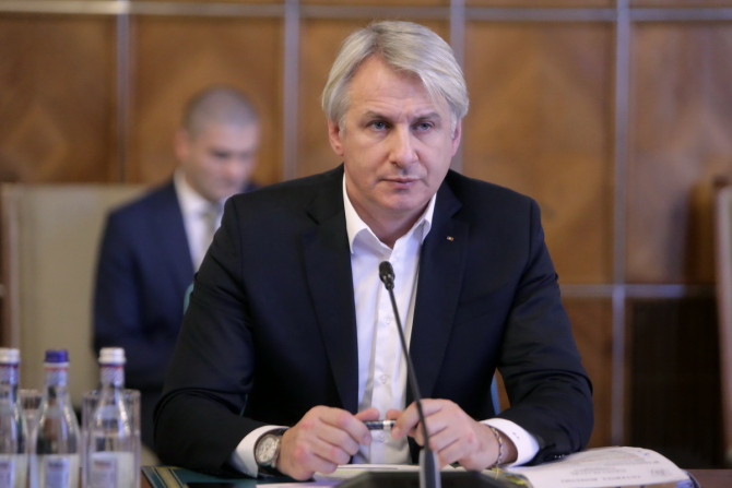 Eugen Teodorovici i-a dat o replica lui Iohannis