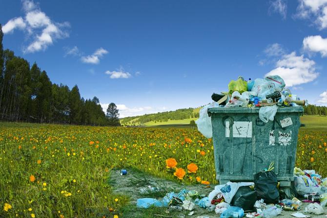 Românii au devenit mai dispuși să recicleze