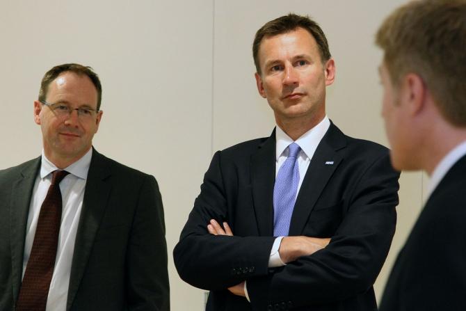 Jeremy Hunt, ministrul de Externe al Marii Britanii