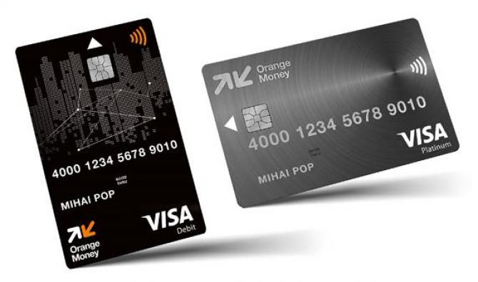 Orange lanseaza carduri de debit