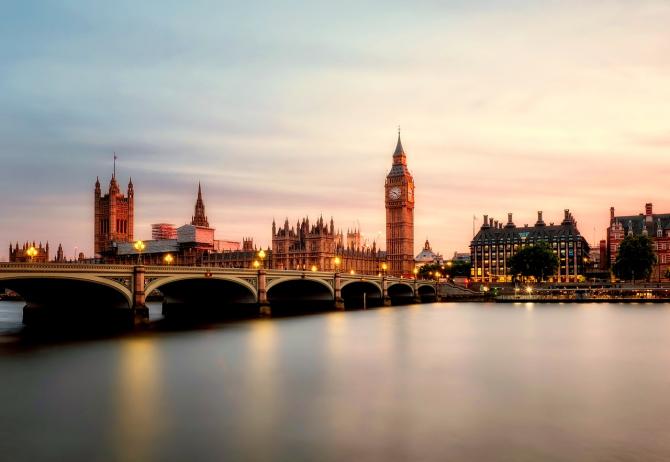 Nivelul de dioxid de azot din Londra este peste limitele normale