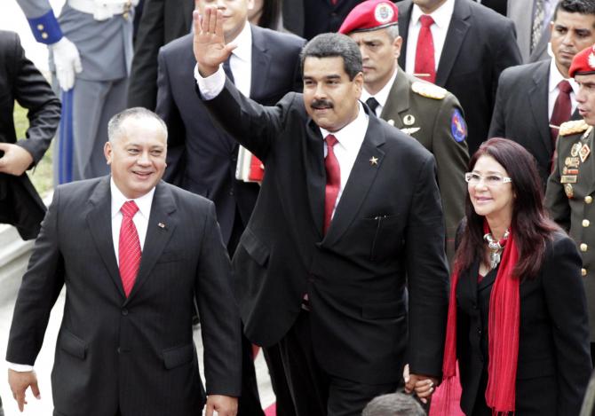 Nicolas Maduro, președintele Venezuelei