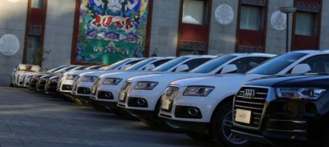 Mașini pentru acțiuni de protocol