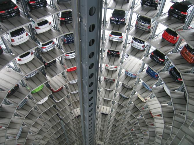 Industria auto cunoaște un regres major