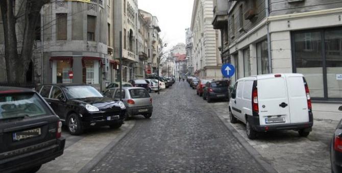 Mașinile parcate ilegal vor fi ridicate de Primărie