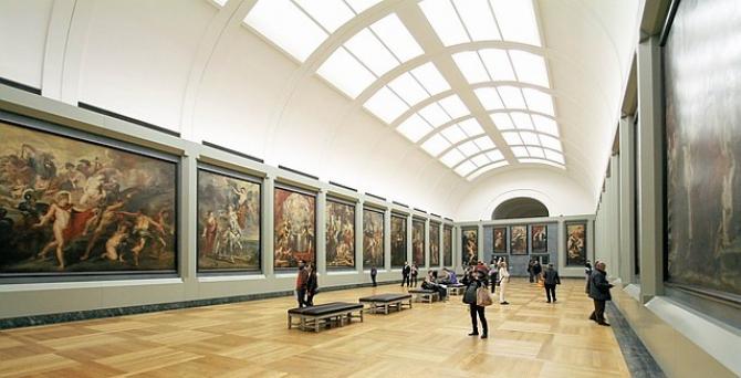 Pictura a fost realizata în 1607