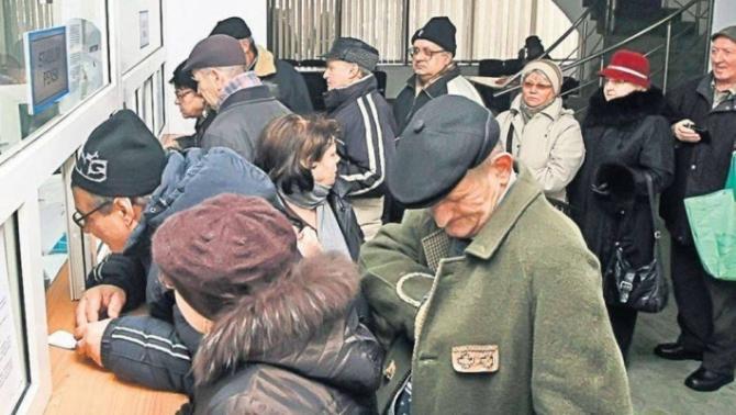 România numără peste 4,6 milioane de pensionari