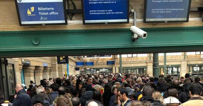 Gara din Paris