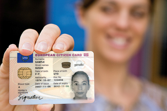 Cardurile de identitate de vor schimba